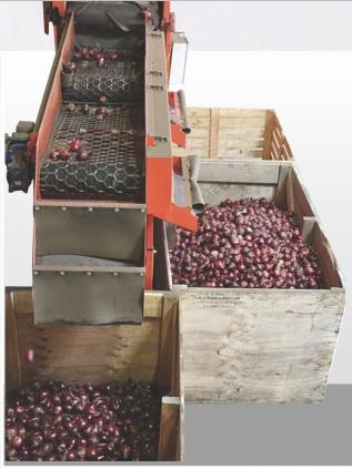 Calibreur pommes de terre downs - Table de visite pomme de terre ...